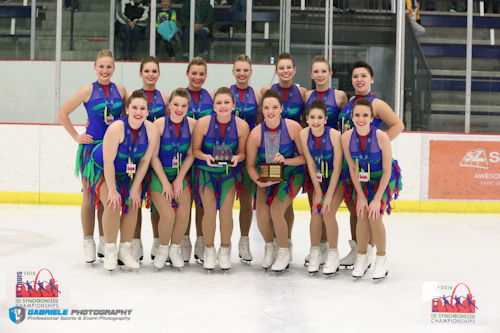 Synchro St Louis Diamond Edges WINNER