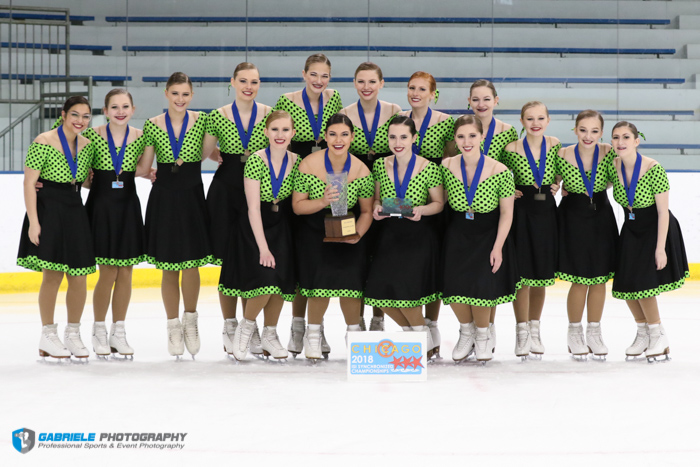 Kansas City Illusion Synchro 2018 Winner